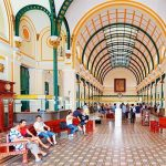 Ho Chi Minh Post Office, Family Tour in Vietnam
