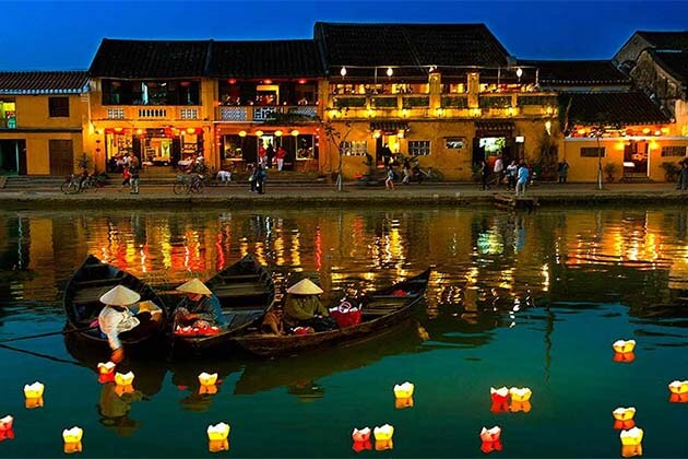 Hoi An, Vietnam Family trip