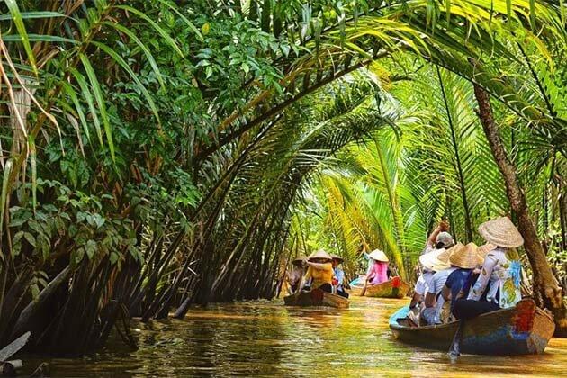 Mekong Delta, Vietnam beack tours
