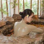 Mud Bathing, Vietnam beach vacation