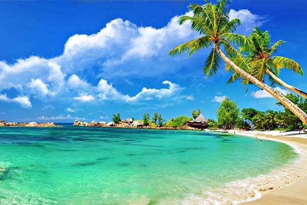 Nha Trang, Vietnam beach vacation