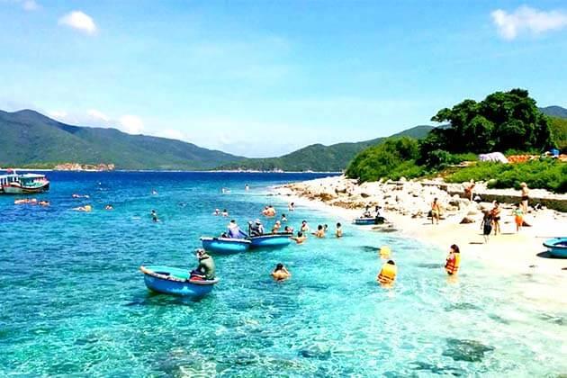 Nha Trang, Vietnam tourism