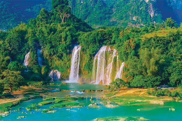 Non Nuoc in Cao Bang, Vietnam Local Tours