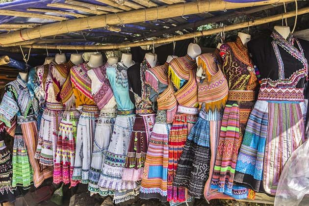 Products from the Ethnic Minorities in Vietnam, Vietnam trips