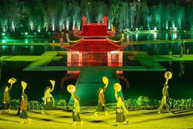 Tokin Show, Vietnam trips