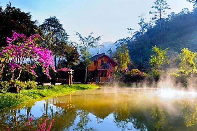 Tuyet Lam Lake, Vietnam local tours