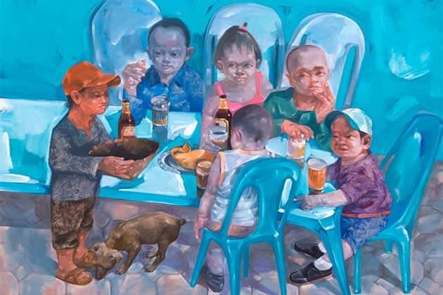 Vietnamese Painting, Vietnam tours