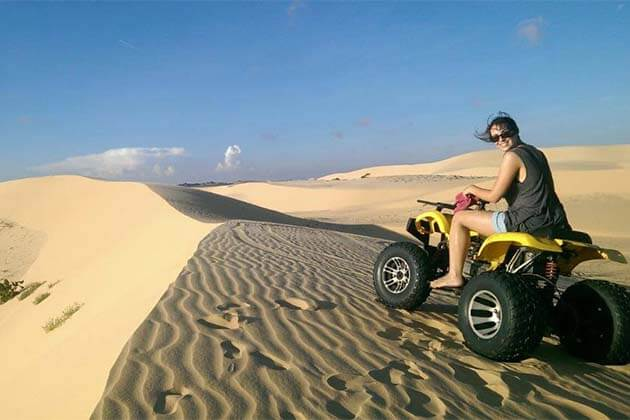 White Sand Dunes, Vietnam tour packages