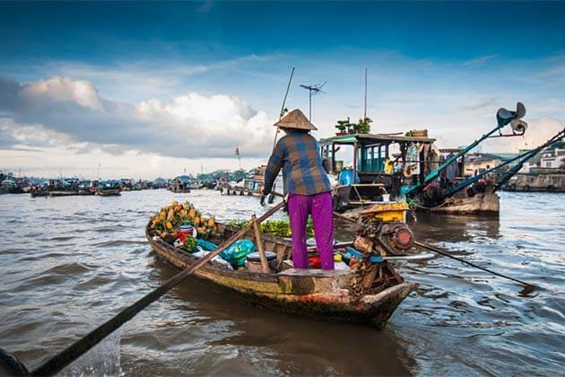 the Mekong Delta, Vietnam tour trips
