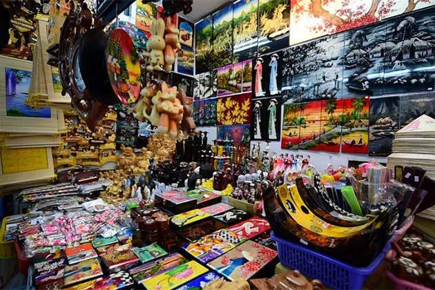Ben Thanh Market, South Tour in Vietnam