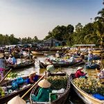 Cai Rang Floating Market, Ho Chi Minh Tour Packages (1)