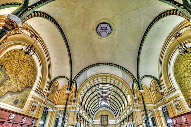 Central Post Office, Ho Chi Minh Day Trips