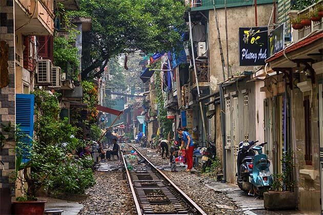 Hanoi Old Quater, Vietnam tours Packages