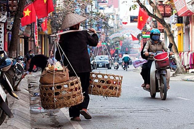 Hanoi old quater, Vietnam Tour Packages