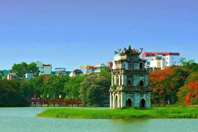 Hoan Kiem Lake, Hanoi Day Trips