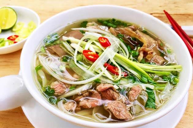 Pho, Vietnam Traditional Food