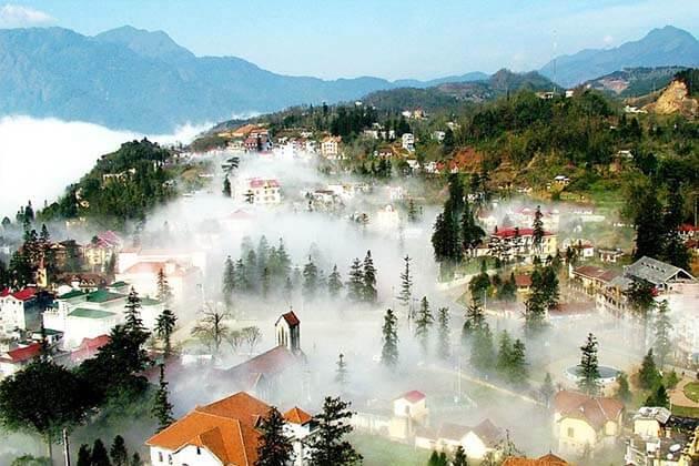 Sapa Town, Vietnam Tours