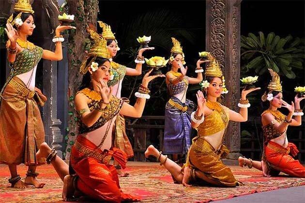 Apsara Dance, Vietnam Cambodia Tour