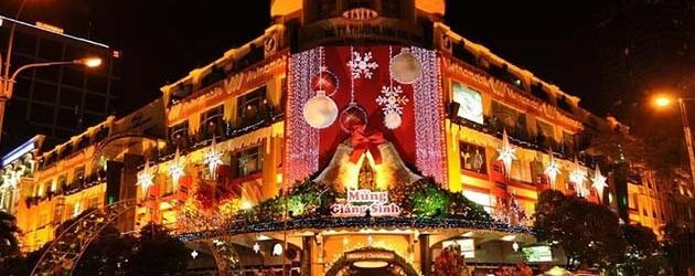 Best Places to Spend Your Christmas in Vietnam 2019