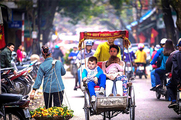 Essential guide in Vietnam Family Tour Vacation
