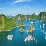 Halong Bay, Vietnam Cambodia tour travel