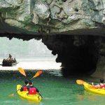 Halong Bay with Kayaking, Vietnam family trip
