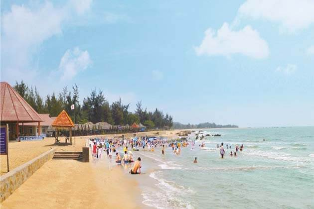Ho Coc, Vietnam tour beach packages