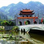 Hoa Lu citadel, Vietnam family tour trip