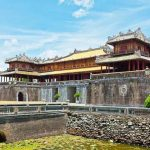 Hue Imperial City (The Citadel), Vietnam Cambodia Tour