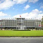 Independence Palace, Vietnam Cambodia tour trips