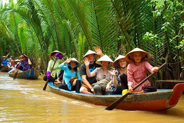 Mekong Delta, Vietnam Family Tour with Kids