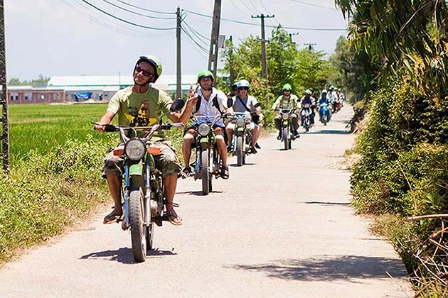 Motobike tour in Vietnam, Adventure tour in Vietnam
