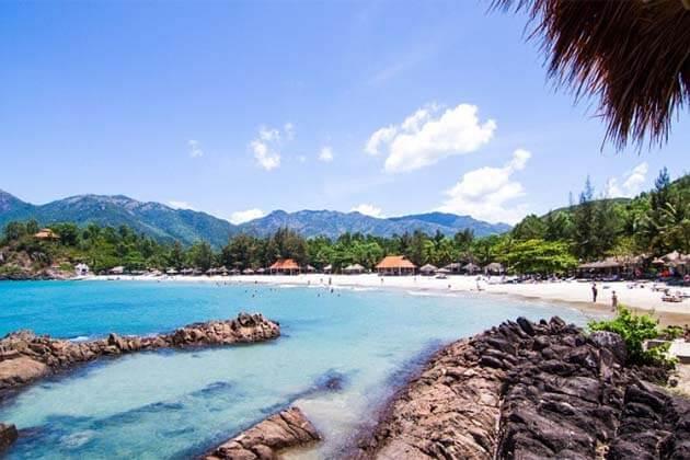 Nhu Tien Beach, Vietnam Tours
