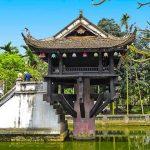 One Pillar Pagoda, Family Tour in Vietnam