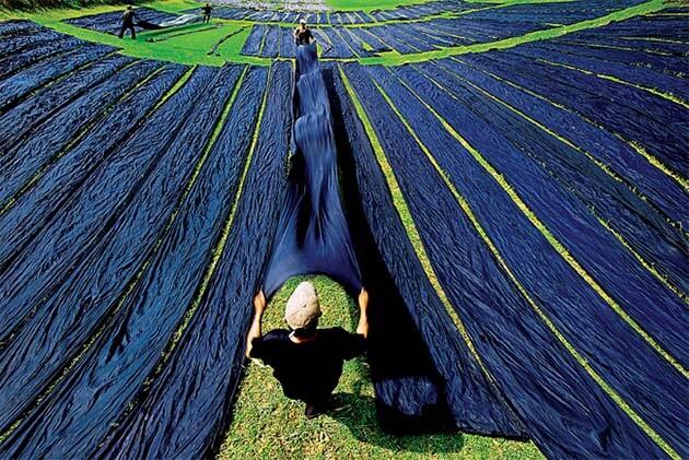 Tan Chau Silk Making Village, Vietnam local tour package