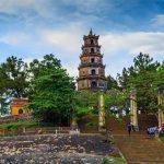 Thien Mu Pagoda, Vietnam Cambodia Tours