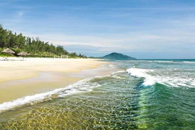 Thuan An Beach, Beach holiday in Vietnam