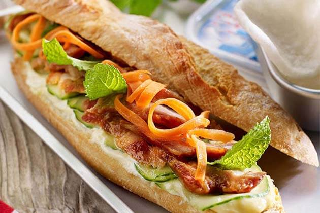 Banh Mi, Vietnam Traditional food, Vietnam Trips