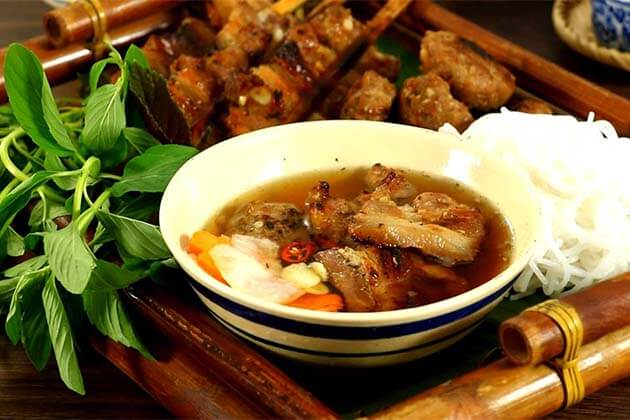 Bun Cha, Local Tour in Vietnam