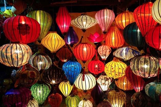 Hoi An Larntern Festival, Vietnam Tour Packages