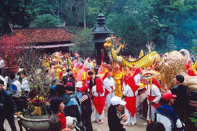 Huong Pagoda Festival, Vietnam Vacation Packages