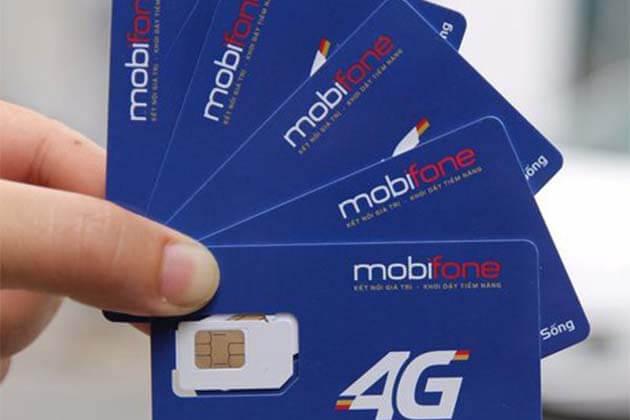 Mobifone SIM Cards, Vietnam Trips