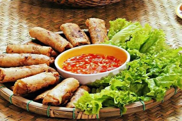 Nem Ran Vietnam Trditional Cuisine, Tour in Vietnam