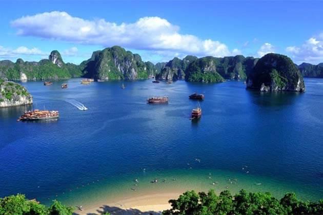 Ti Top Island, Vietnam Tours