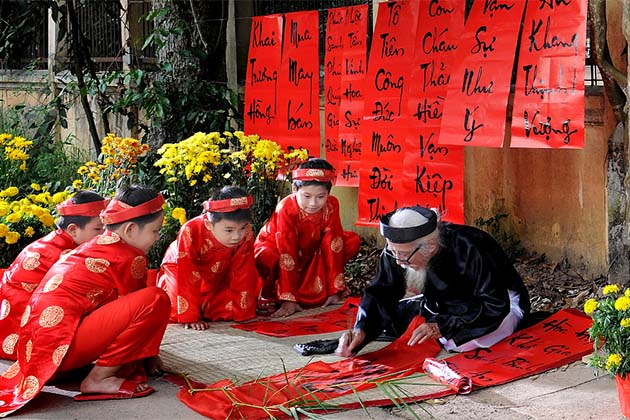 Vietnam lunar new year, Vietnam local tours