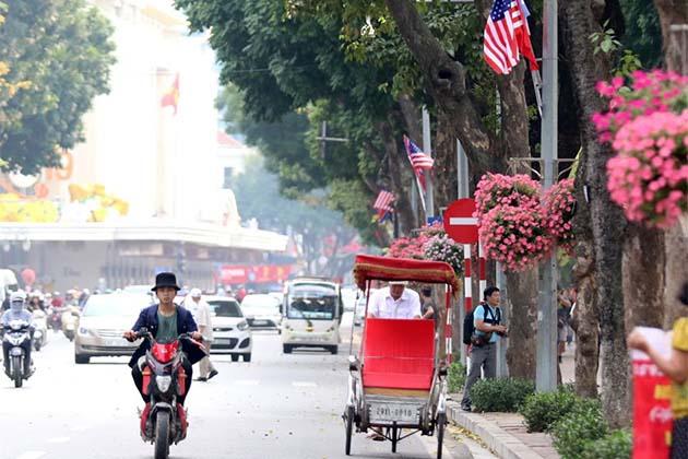 traffic in Vietnam, Vietnam Tours