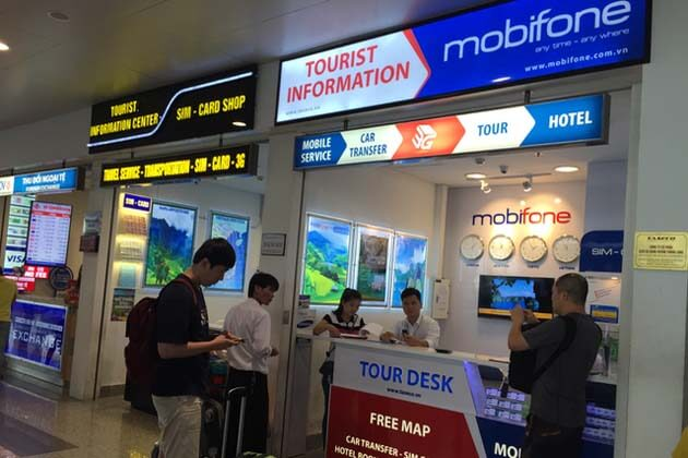 Where to Buy a SIM Card in Vietnam, Vietnam Travel Packages