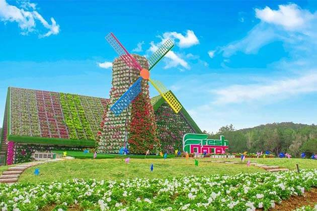 Da Lat, Honeymoon trip in Vietnam