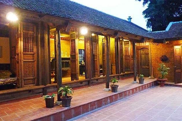 Duong Lam village, Vietnam Tour Vacations