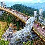 Golden Bridge, Vietnam Honeymoon Tours